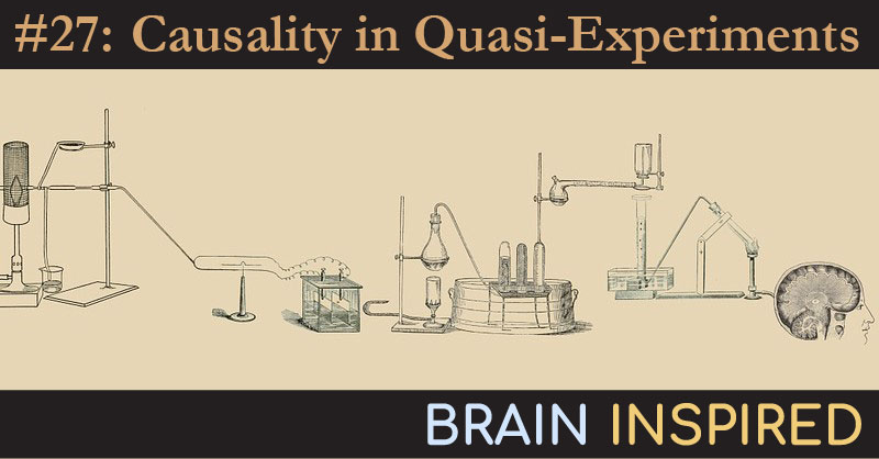 BI 027 Ioana Marinescu & Konrad Kording: Causality in Quasi-Experiments