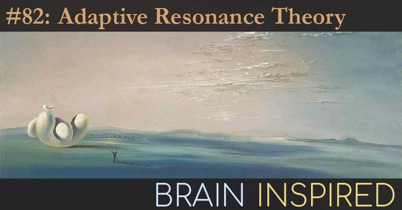 BI 082 Steve Grossberg: Adaptive Resonance Theory