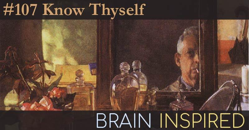 BI 107 Steve Fleming: Know Thyself