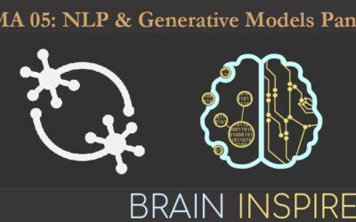 BI NMA 05: NLP and Generative Models Panel