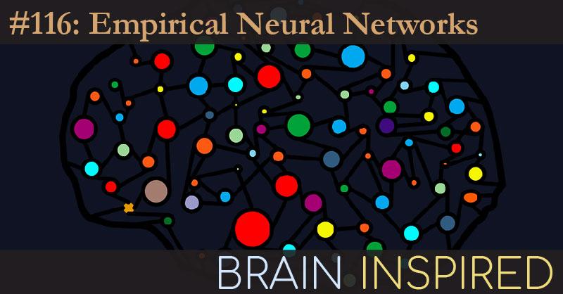 BI 116 Michael W. Cole: Empirical Neural Networks